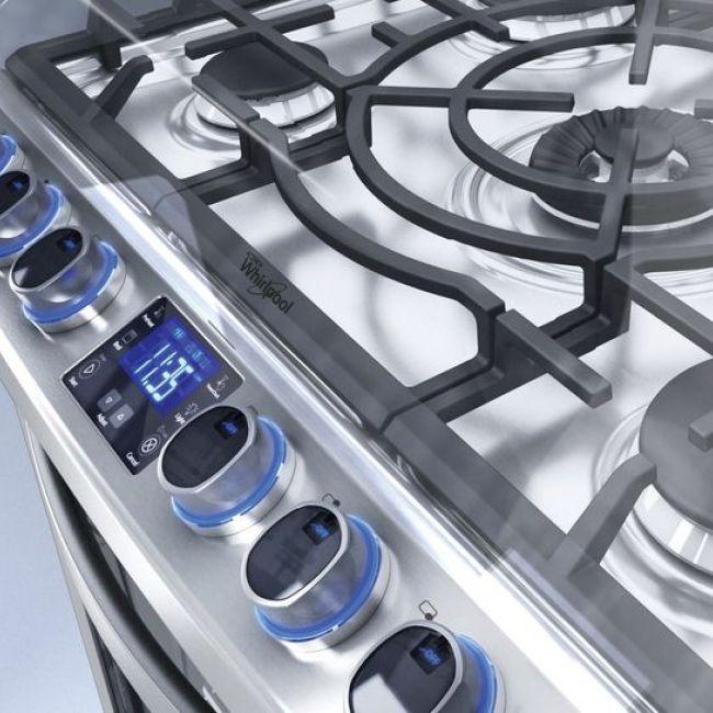 Доставка на газ за професионални готварски печки